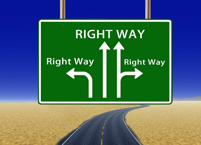 Right ways